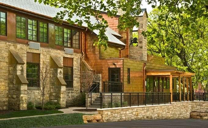 Anna Westin House exterior
