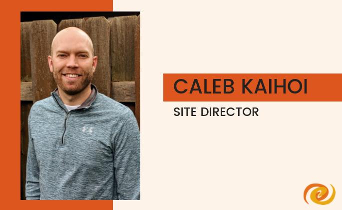 Caleb Kaihoi Staff Spotlight