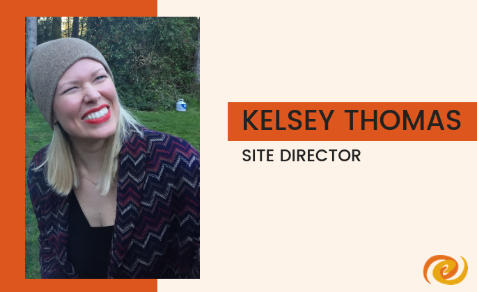 Kelsey Thomas, Staff Spotlight