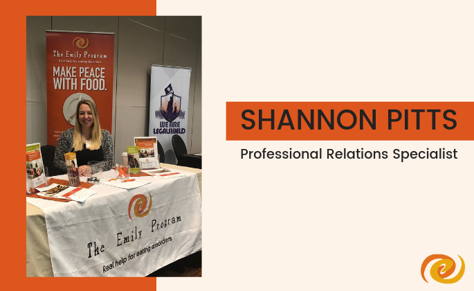 Shannon Pitts, Staff Spotlight