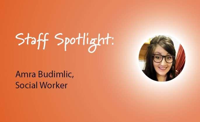 staff spotlight Amra Budimlic