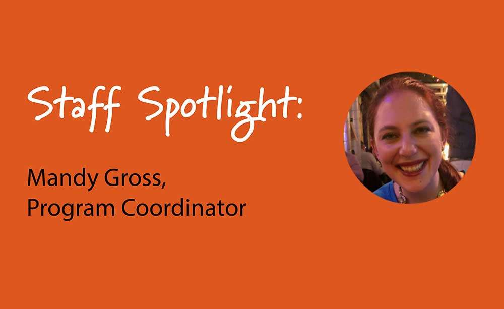 Mandy Gross staff spotlight