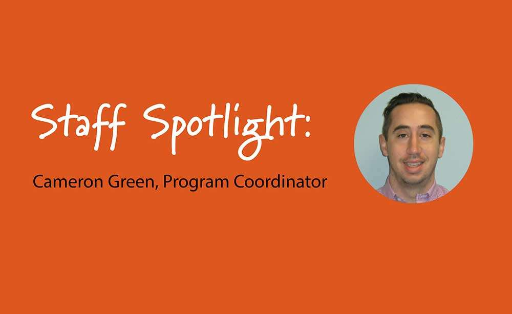 Cameron Green staff spotlight