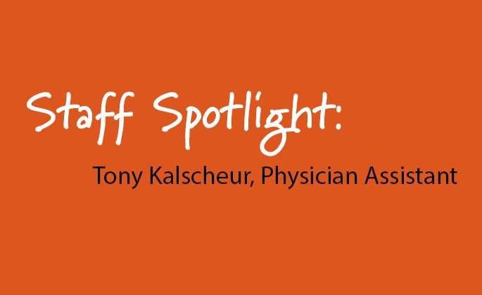 Tony staff spotlight
