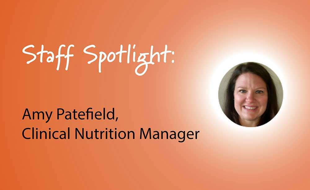 Amy P Staff Spotlight