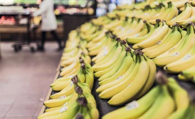 Grocery Store Bananas